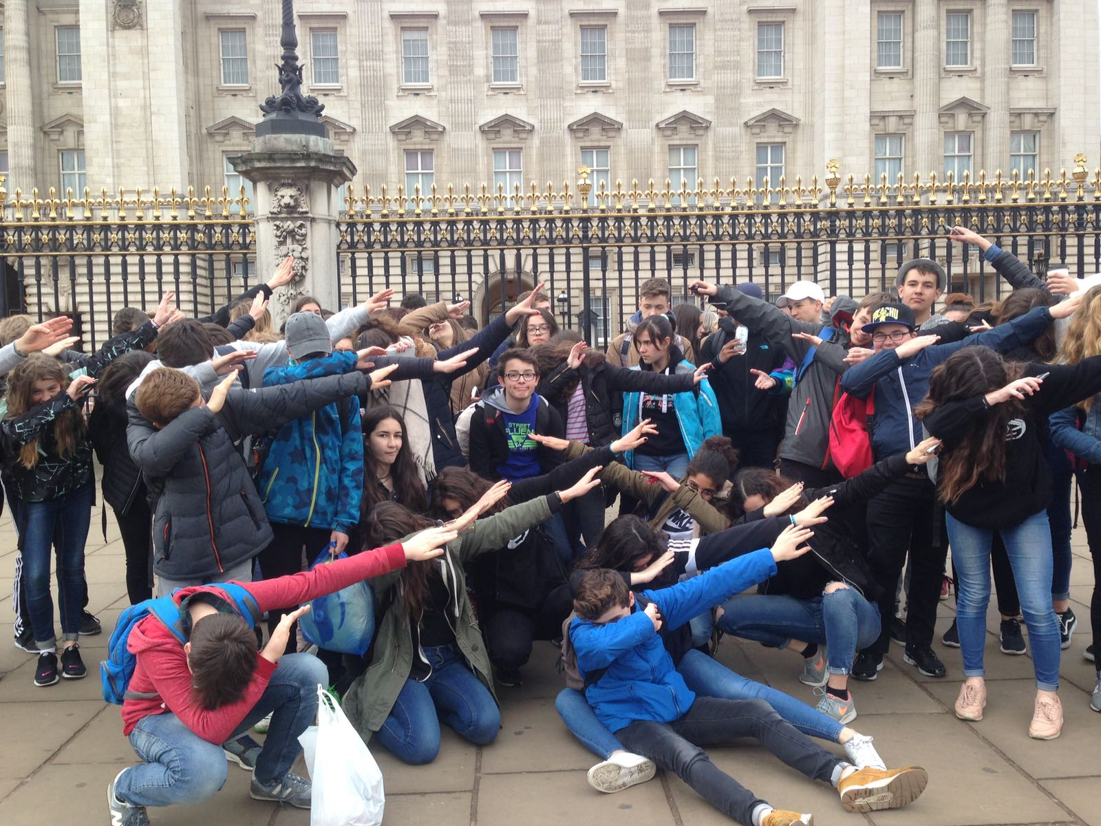 """Un """"Special DAB"""" for her royal highness Queen Elisabeth"""